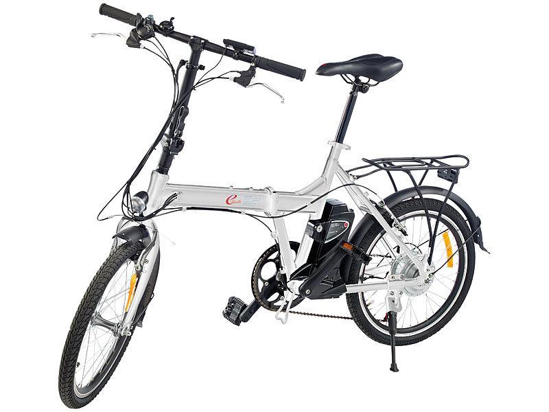 klapp pedalen fahrrad